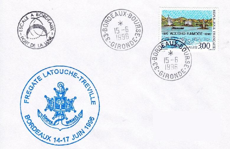* LATOUCHE-TRÉVILLE (1990/....) * 96-0613