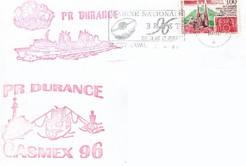 * DURANCE (1977/1999) * 96-0716