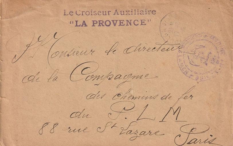 * PROVENCE II (1914/1916) * 961_0013