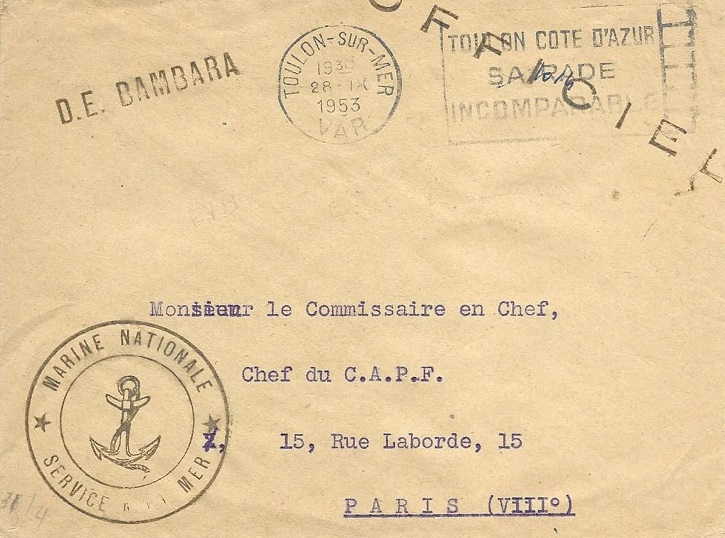 * BAMBARA (1950/1964) * 963_0010