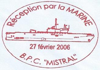 * MISTRAL (2006/....) * 964_0010