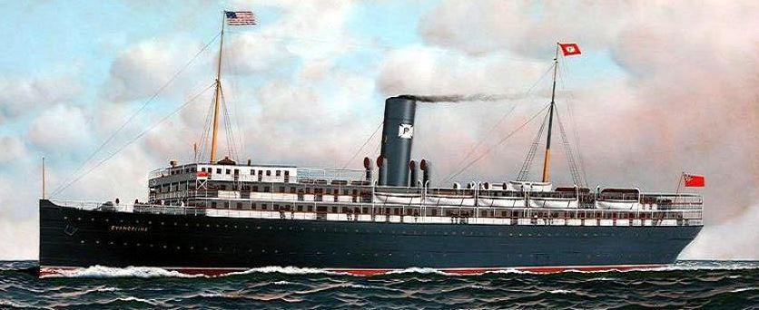 * ÉVANGÉLINE  (1918/1920) * 9691_010