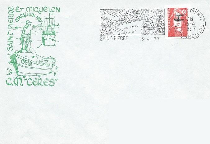 * CÉRÈS (1973/1998) * 97-0413