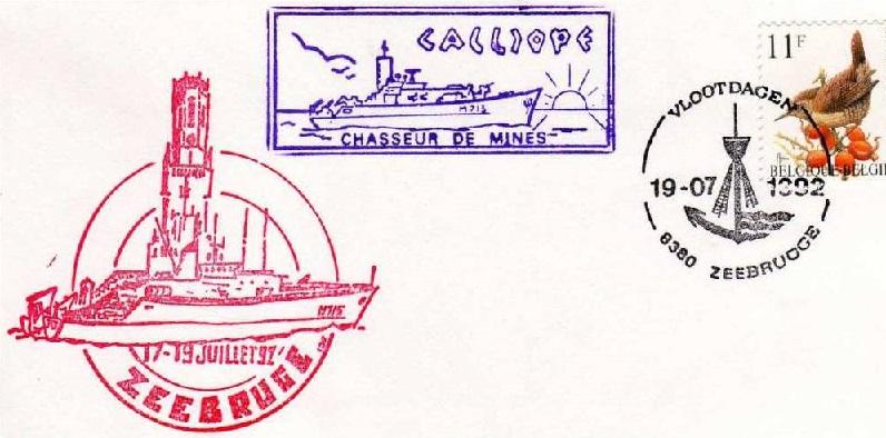 * CALLIOPE (1972/1997) * 97-0711