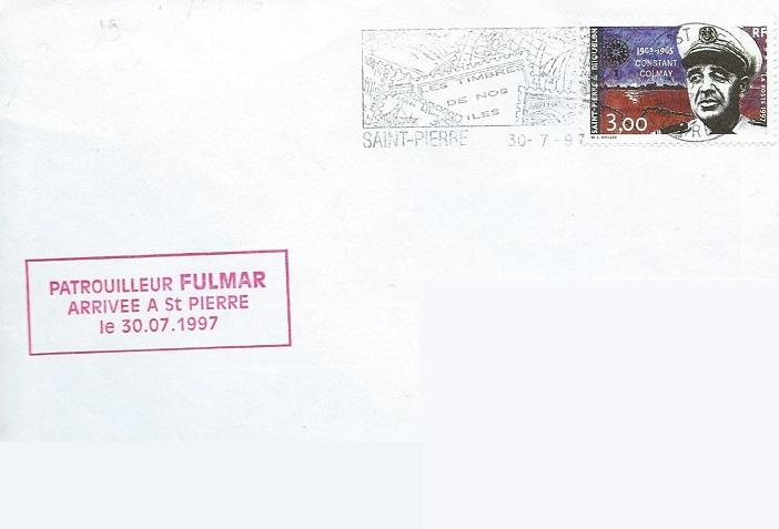* FULMAR (1997/....) * 97-07_10