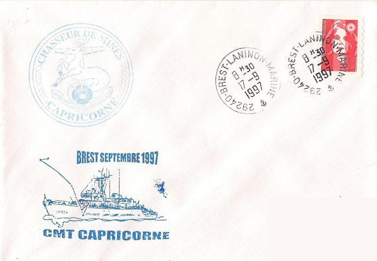 * CAPRICORNE (1997/....) * 97-0911