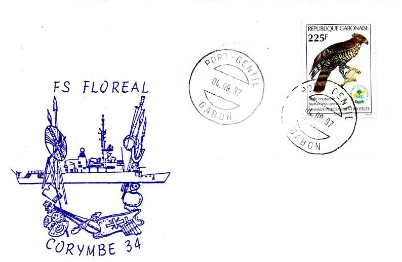 * FLORÉAL (1990/....) * 97-0912