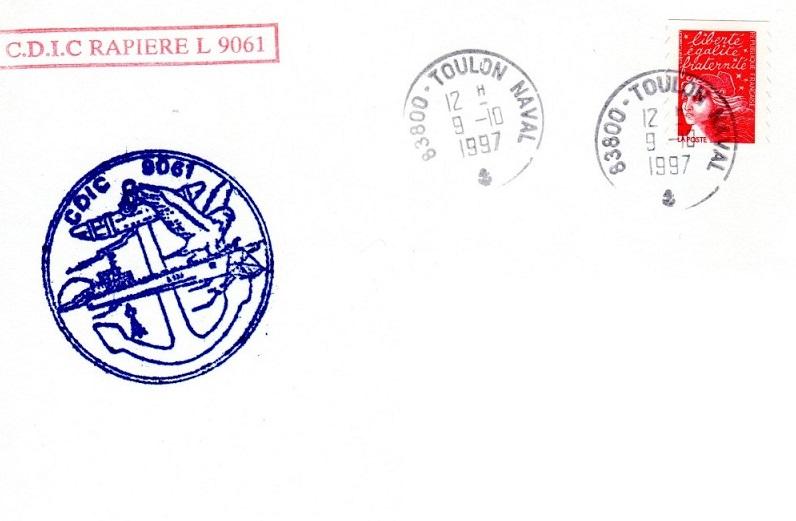 * RAPIÈRE (1988/2011) * 97-1011