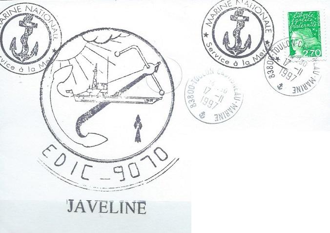 * JAVELINE (1967/2000) * 97-1110