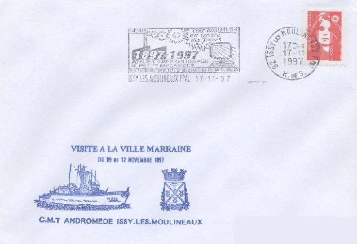 * ANDROMÈDE (1984/....) * 97-1111