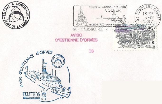 * D'ESTIENNE D'ORVES (1976/1999) * 97-1210