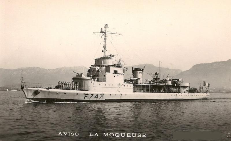 * LA MOQUEUSE (1940/1965) * 975_0011