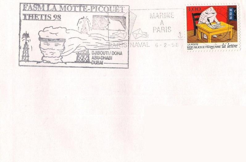 * LA MOTTE-PICQUET (1988/....) * 98-0211