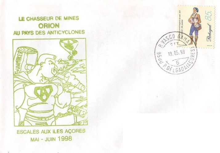 * ORION (1986/....) * 98-0512