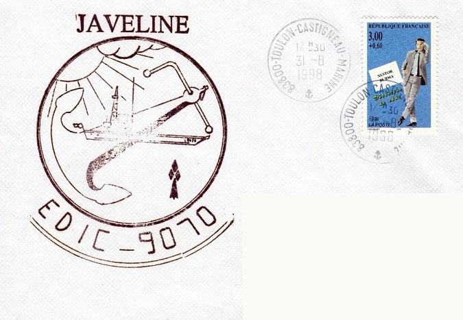 * JAVELINE (1967/2000) * 98-0810