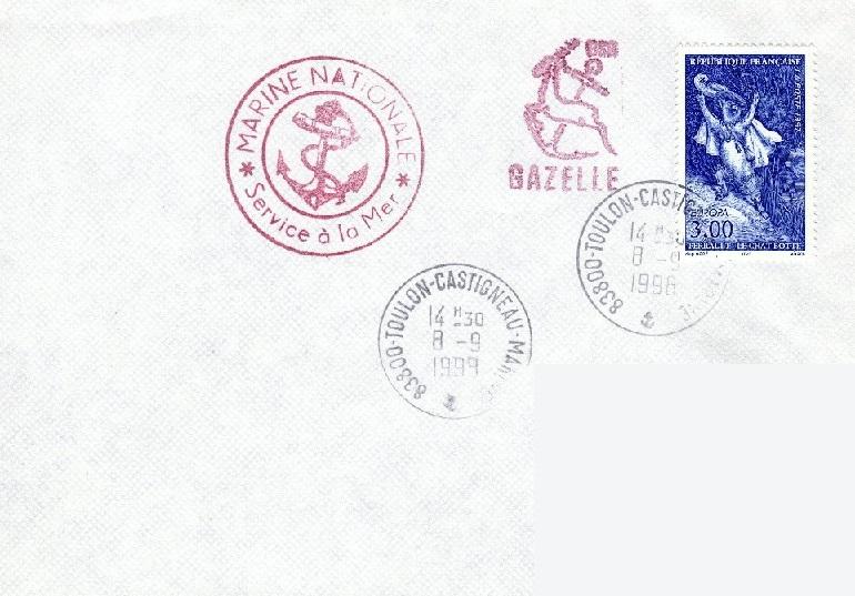 * GAZELLE (1978/2018) * 98-0911