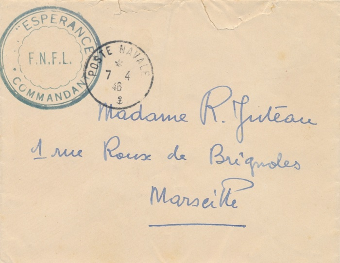 * ESPÉRANCE (1940/1946) * 982_0011