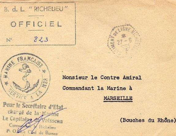 * RICHELIEU (1940/1968) * 987_0010