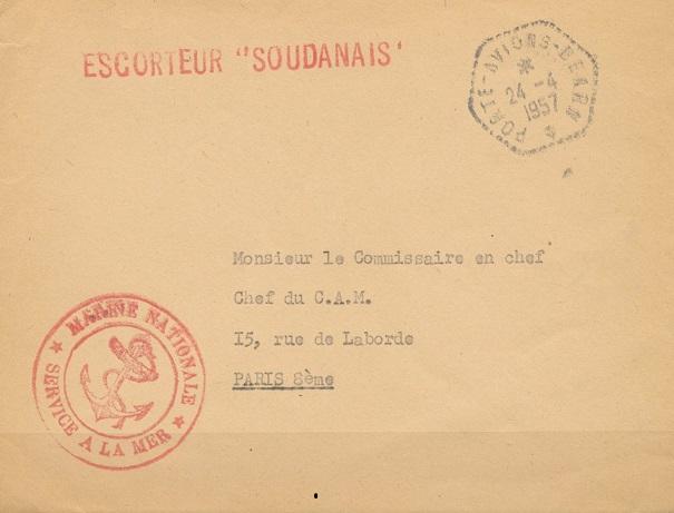 * SOUDANAIS (1950/1963) * 989_0010