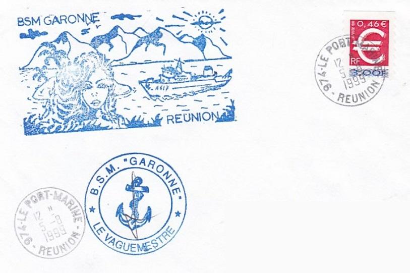 Garonne - * GARONNE (1965/2003) * 99-0810