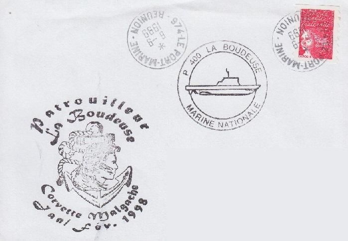 * LA BOUDEUSE (1987/2011) * 99-0912
