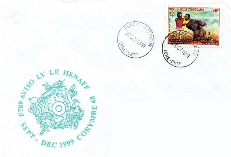 * LIEUTENANT DE VAISSEAU LE HÉNAFF (1980/....) * 99-1010