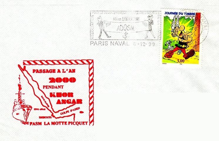 * LA MOTTE-PICQUET (1988/....) * 99-1212