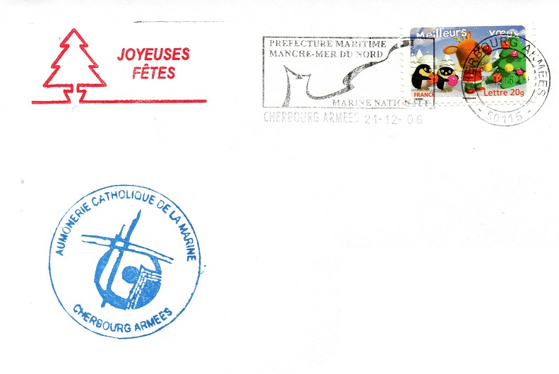 + AUMÔNERIE CHRETIENNE CATHOLIQUE DE LA MARINE + 993_0011