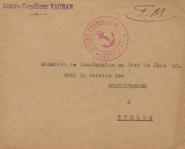 * VAUBAN (1931/1942) * 995_0011