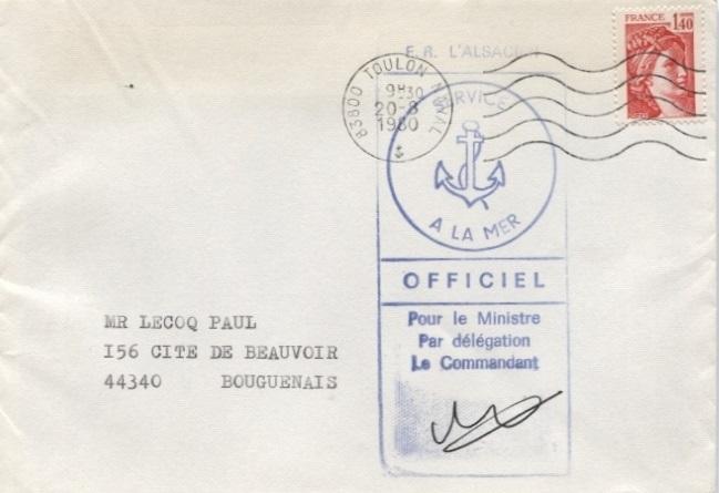 * L'ALSACIEN (1960/1981) * 998_0012