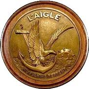 * L'AIGLE (1987/....) * Aigle310