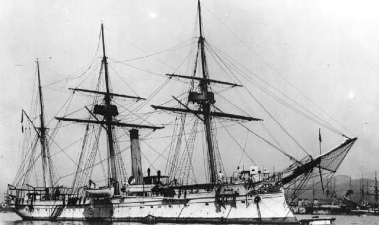 * PARSEVAL (1879/1898) * Amiral12