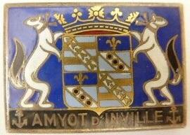 * COMMANDANT AMYOT D'INVILLE (1948/1966) * Amyot-10