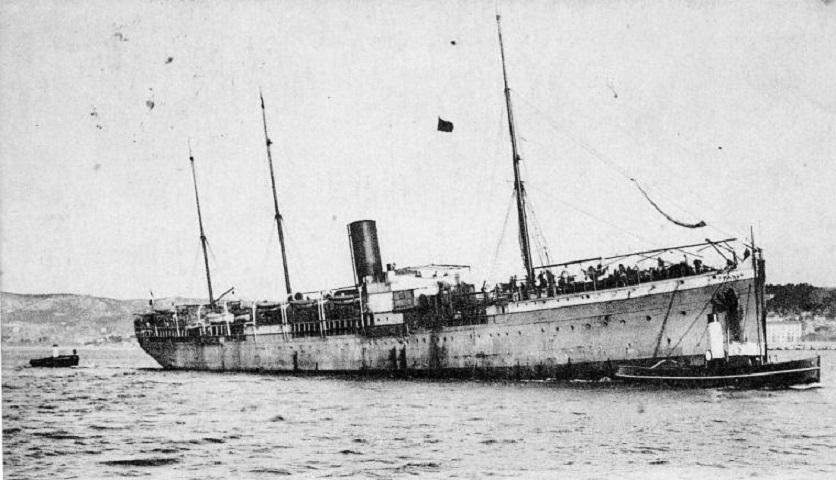 * FRANCE III (1915/1915) * Arrais12