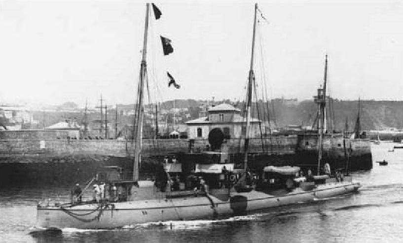 * SALVE (1886/1906) * Aviso_12