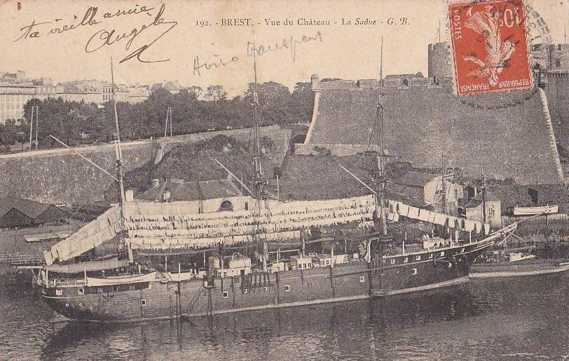 * SAÔNE (1880/1895) * Aviso_13