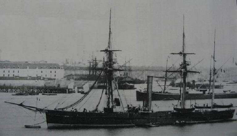 * VAUDREUIL (1870/1889) * Aviso_15