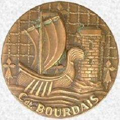 * COMMANDANT BOURDAIS (1963/1990) * Blason11