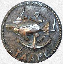 * TAAPE (1983/....) * Blason24