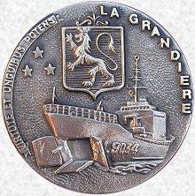 * LA GRANDIÈRE (1987/2017) * Blason25