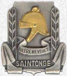 * SAINTONGE (1965/1981) * Blason26