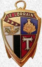 * LE LORRAIN (1957/1976) * Blason62