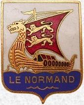 * LE NORMAND (1956/1983) * Blason63