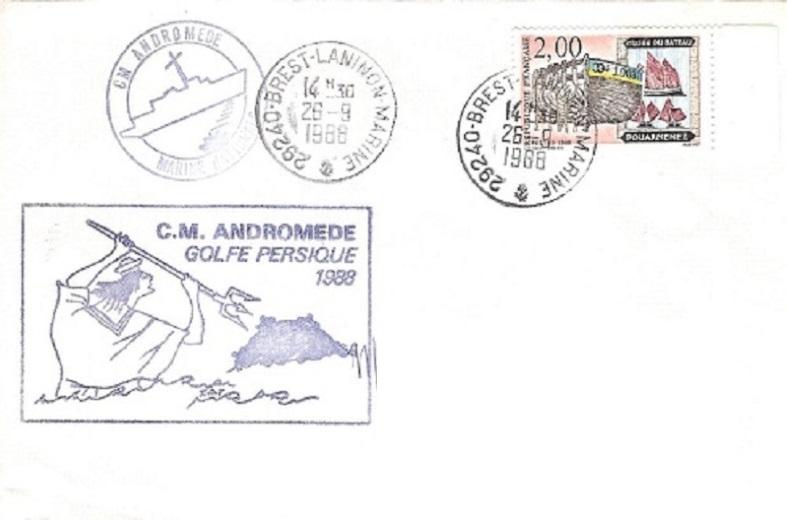 * ANDROMÈDE (1984/....) * Brest_10