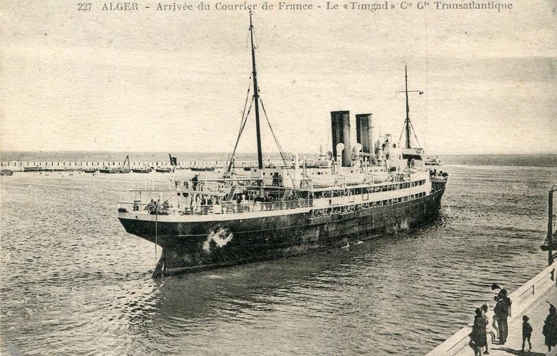 * TIMGAD (1914/1920) * Bzetim12