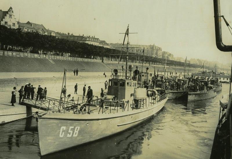 * CHASSEUR C 058 (1918/1937) * C58v3910