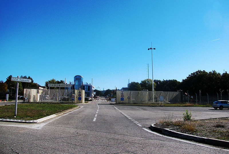 JOUQUES-CADARACHE, Centre Marine. Cadara10