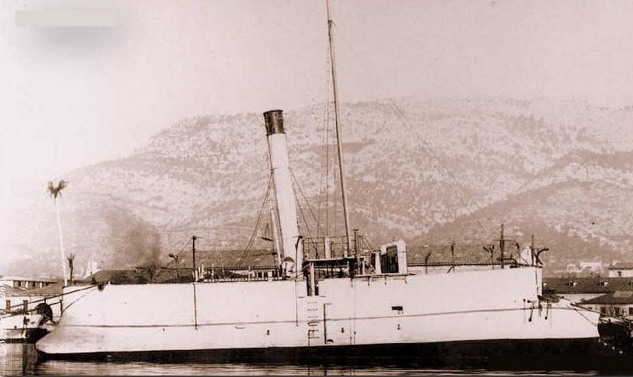 * TROMBLON (1875/1898) * Canonn12