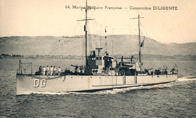 * DILIGENTE (1916/1946) * Captu114