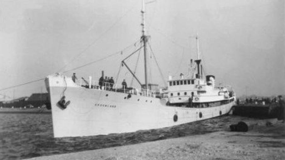 * GROENLAND (1939/1945) * Captu141